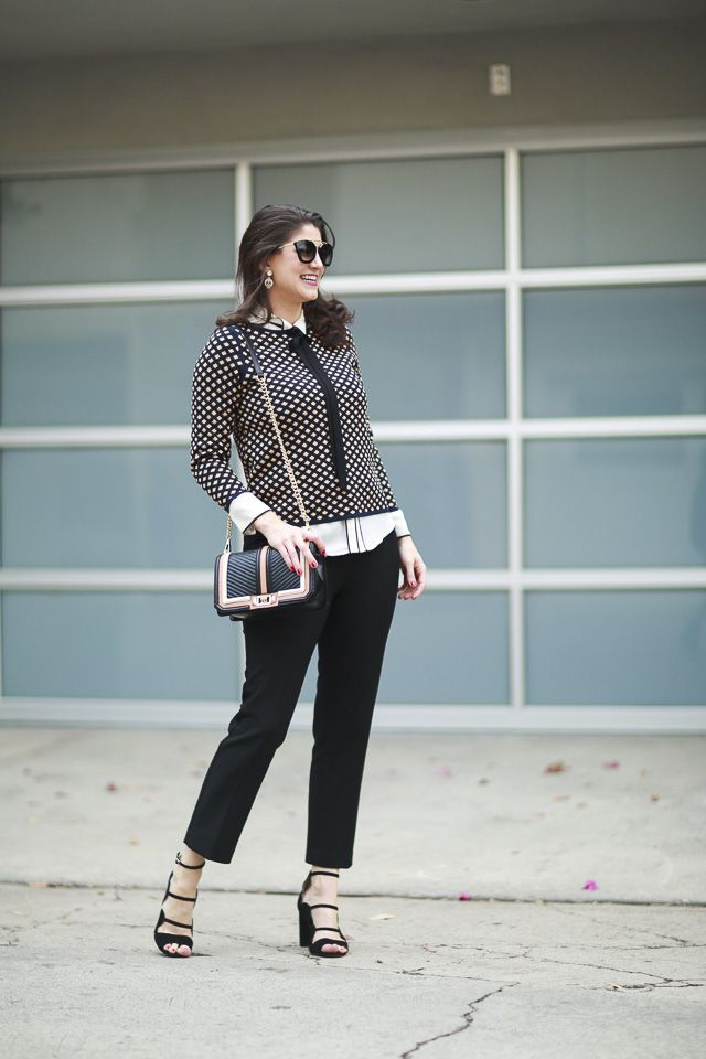 ann-tann-taylor-sweater, fall wear to work, Laura-Lily Fashion Travel Lifestyle Blog,