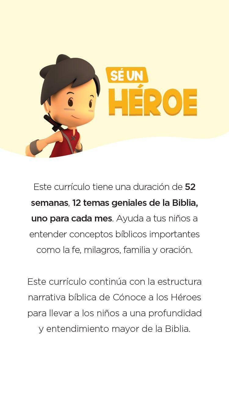 Sé Un Héroe Biblia Para Niños Historias De La Biblia Para Niños Versiculos Para Niños