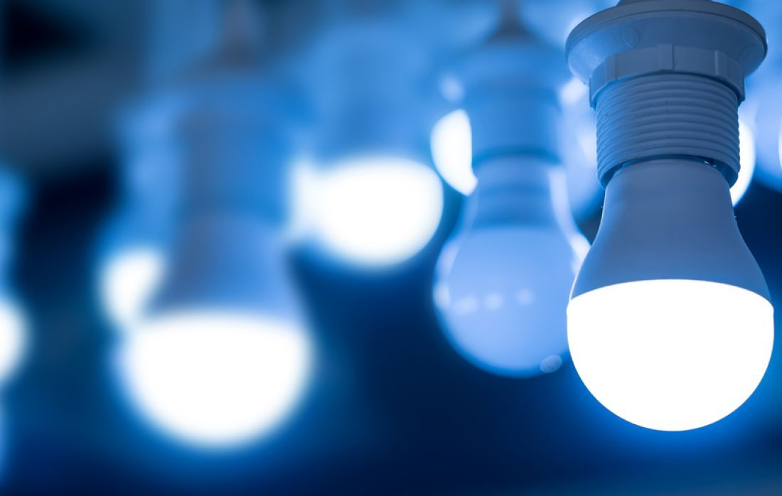 Gcc Led Lighting Market Trends Share Size Industry Analysis