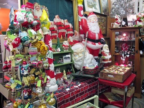 Stars And Splendid Portland Or | Stars Antiques Vintage Holiday Decorations
