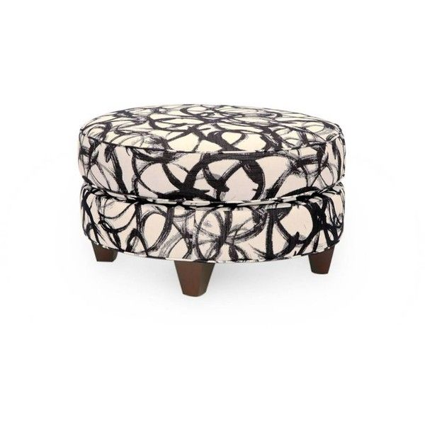 Homeware Darcy Ottoman - Espresso By (445 AUD) ❤ liked on Polyvore ...