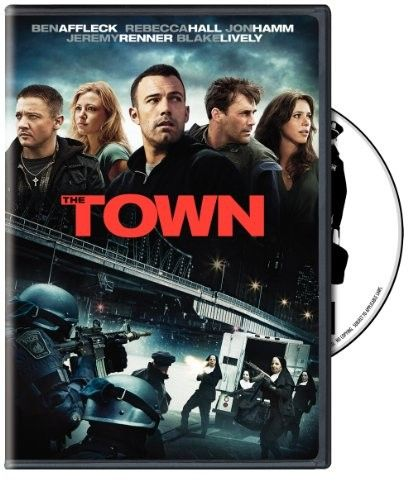 The Town Action Adventure Dvd Movies Film Dvds Gift