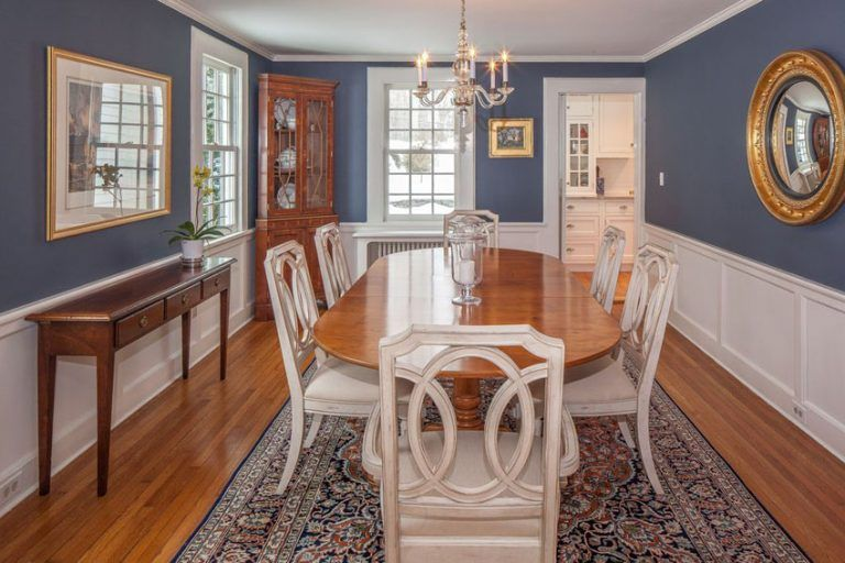 Two Tone Dining Room Ideas (Pictures) images