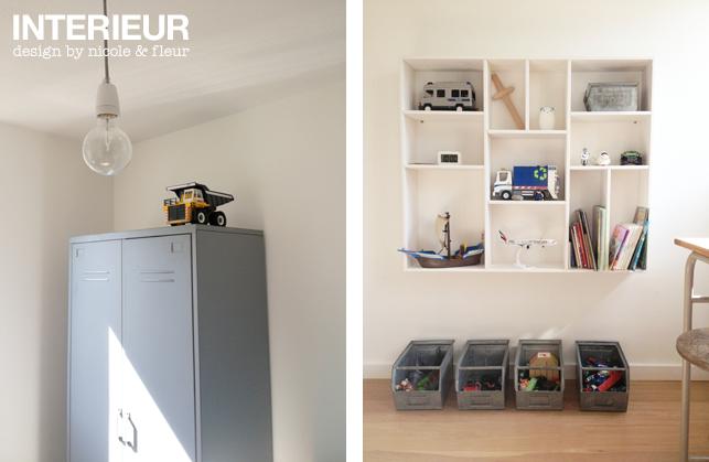 Stoere Peuter Slaapkamer : Slaapkamer voor een stoere kleuter interieurstylist showhome