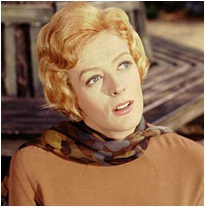 """Maggie Smith: Oscar a la mejor actriz 1969 por """"Los mejores años años de Miss Brodei"""""""