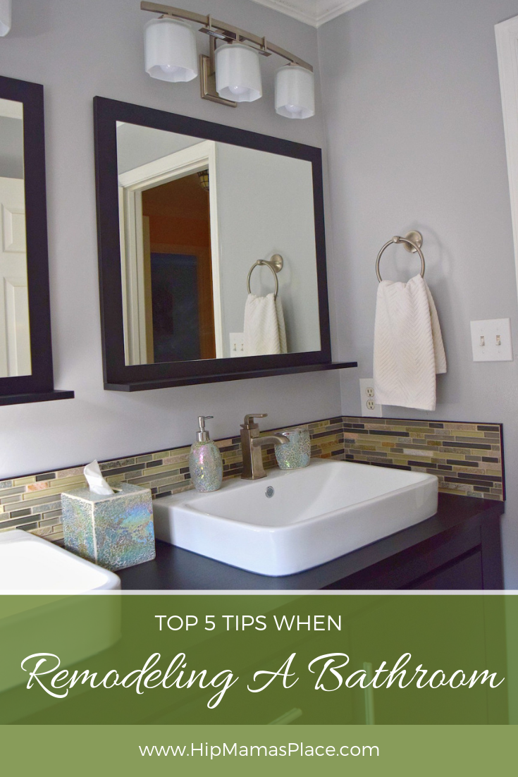 5 Tips When Remodeling A Bathroom Kitchen Remodel Cost Home