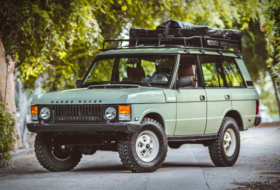 Brooklyn Coachworks Specializes In Customizing And Building Quality Land Rovers They Have Been In The Bus Range Rover Classic Range Rover Range Rover Off Road