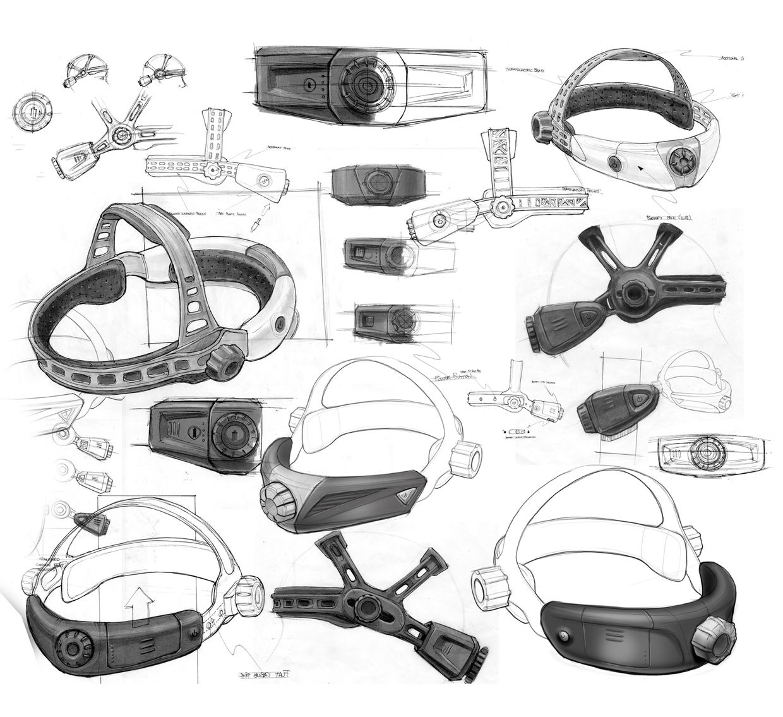 Polar Welding Helmet Cooling System Welding Helmet Design Sketch Interior Sketch