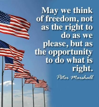 Happy 4th of July Quotes 2016} Patriotic US Independence Day ...