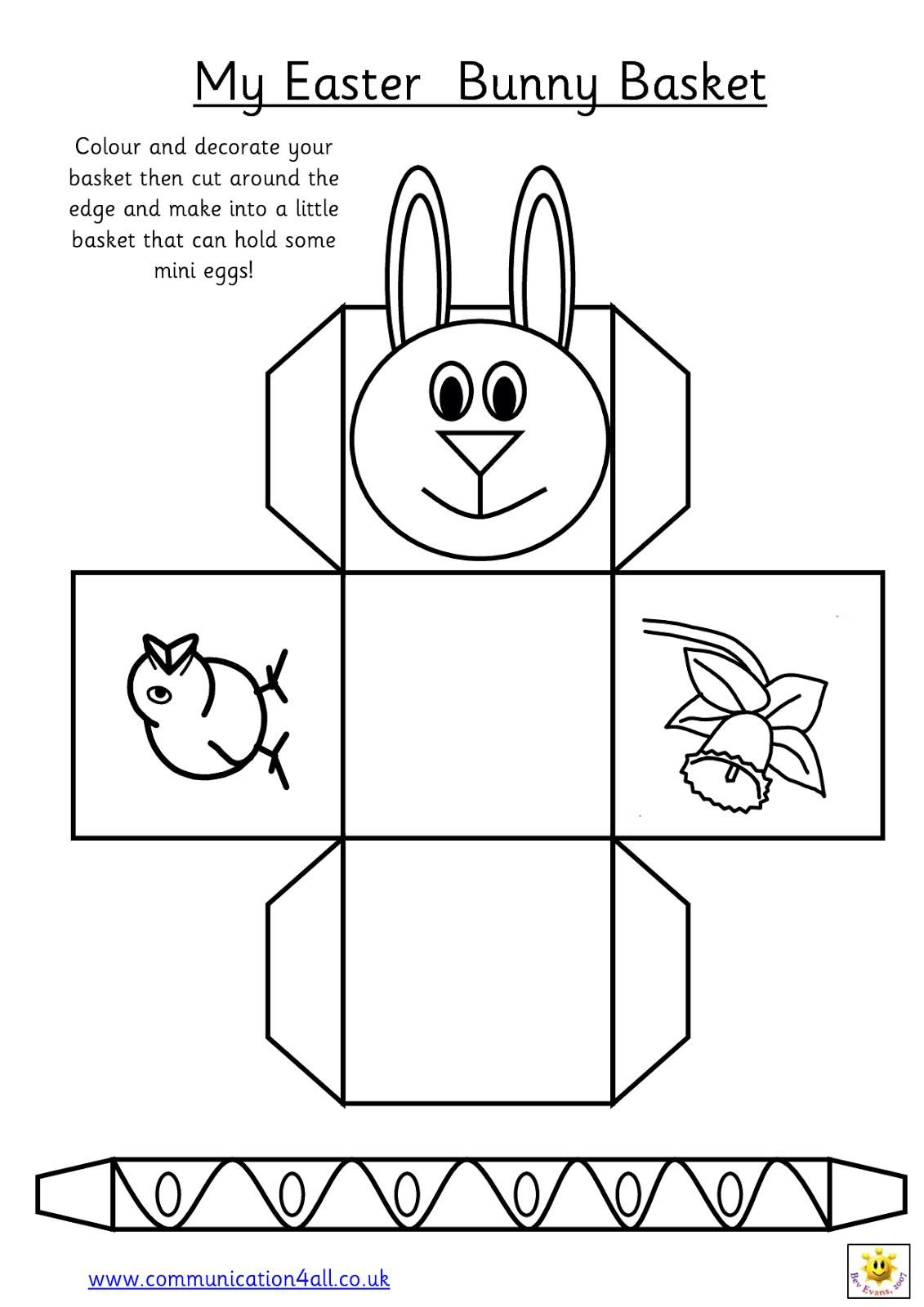 Easter Card Templates Ks2 Hd Easter Images Throughout