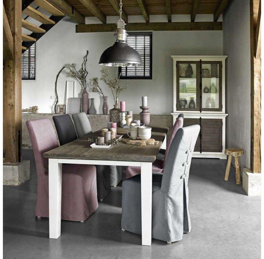 Eetkamertafel veresa pronto wonen home sweet home for Interieur accessoires