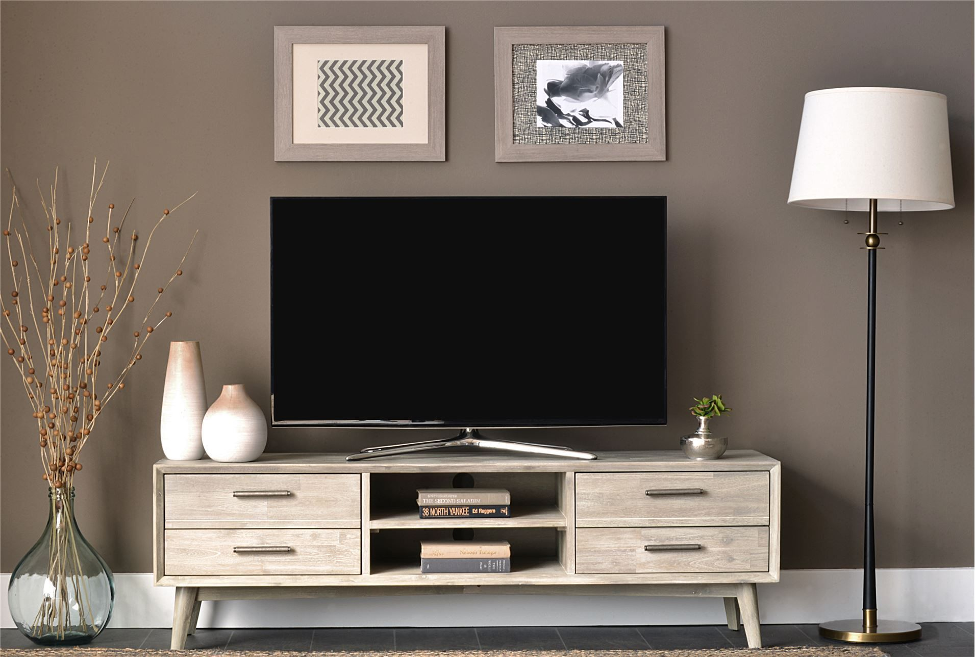 Allen Plasma Console At Living Spaces