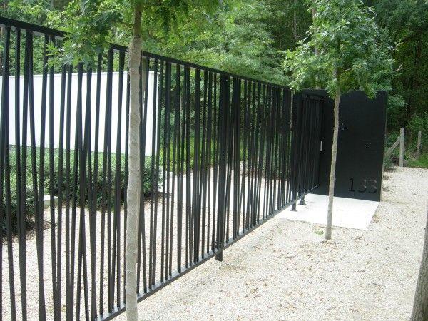 Hekwerk Tuin Metaal : Herco hekwerk en poort hekwerk hekwerk hekken en hek