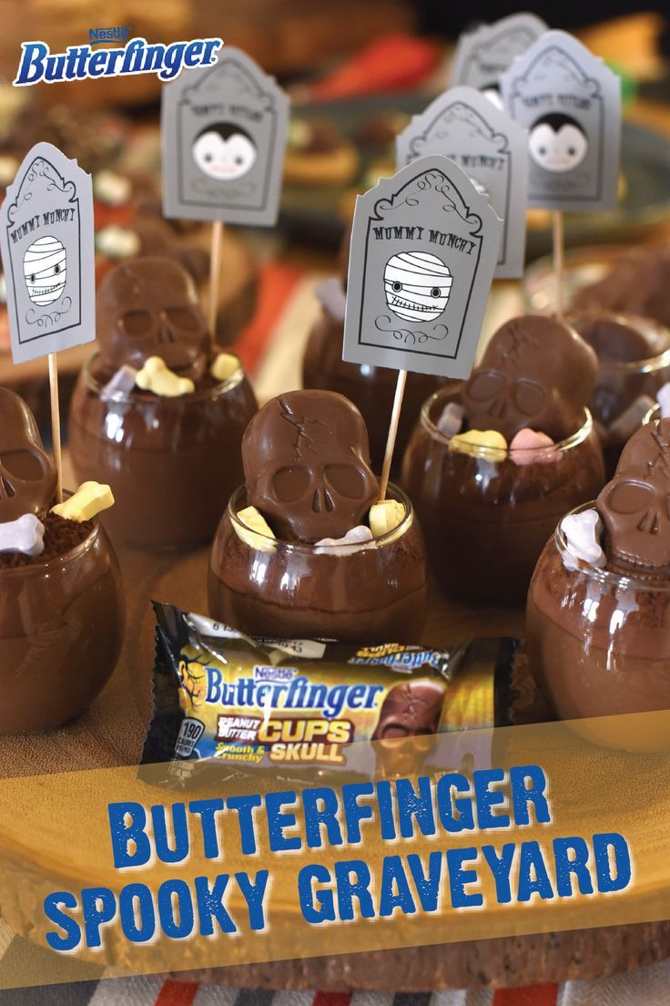 Halloween and Butterfinger! At Home, Food & Drink