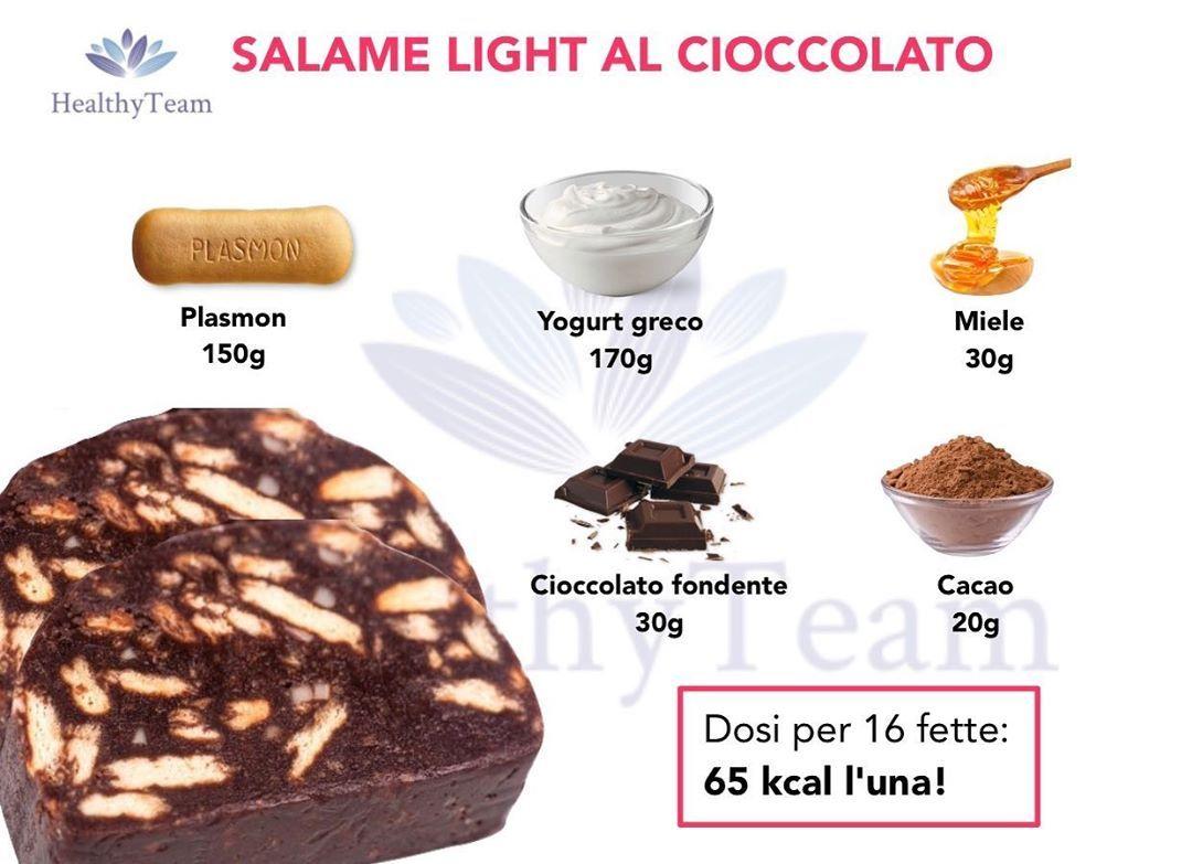 Ricetta Salame Al Cioccolato Proteico.Buongiorno Healthy Team Salame Al Cioccolato Per Inaugurare L Inizio Di Questo Mese Ecco Q Ricette Idee Alimentari Sane Ricette A Basse Calorie
