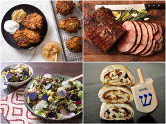 http://www.seriouseats.com/2015/11/hanukkah-recipes-dinner-latkes-doughnuts.html