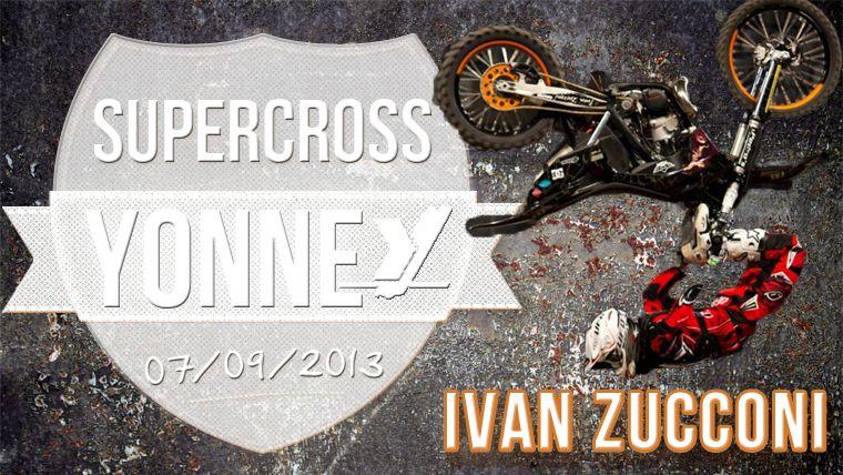 Ivan ZUCCONI - Pilote Italien à Brienon-sur-Armançon le 07/09/2013