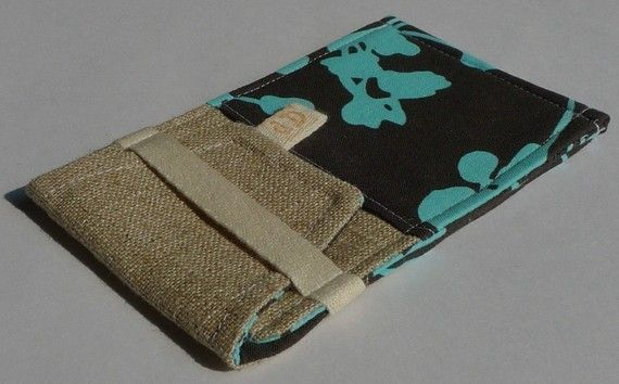 In Touch Pouch Cell Phone Case Phone Cover by downstairsDesigns