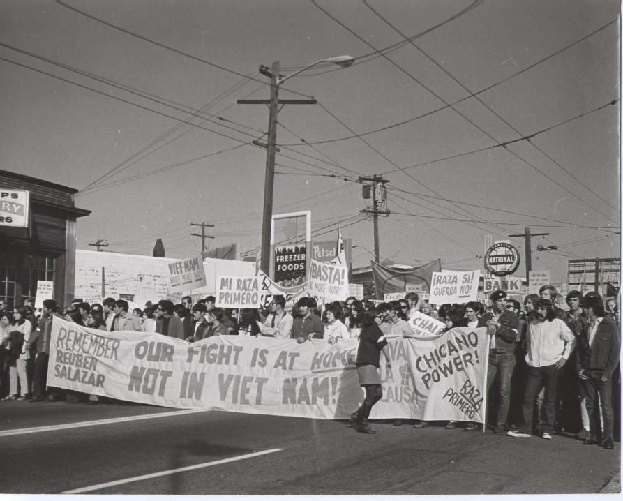 005 The Chicano Movement was an extension of the American