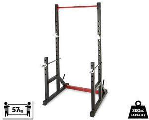 Aldi Pull Up Squat Rack 199 Squat Rack Backyard Gym Squats