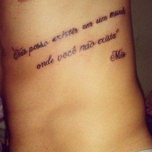 Frases Para Tatuagem Avó Em Portugues Pesquisa Google Paula