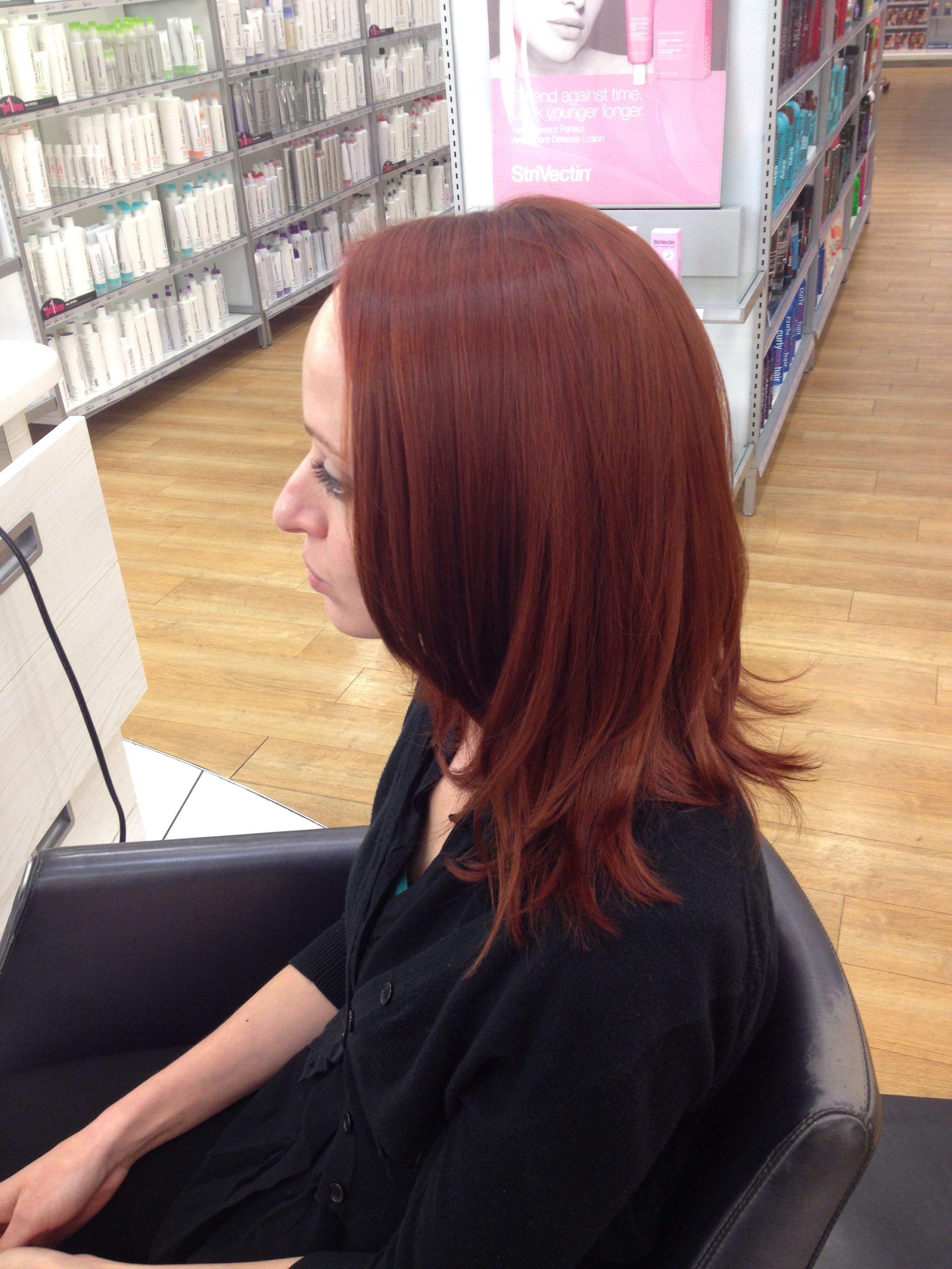 Hair By Marisa 5c Redken Shades Eq