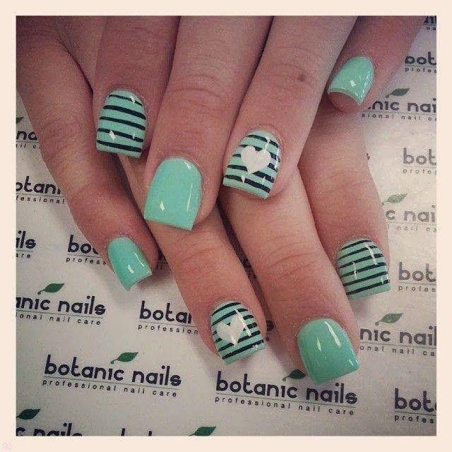 65 Examples of Nail Art Design | Decoration, Makeup and Nail nail