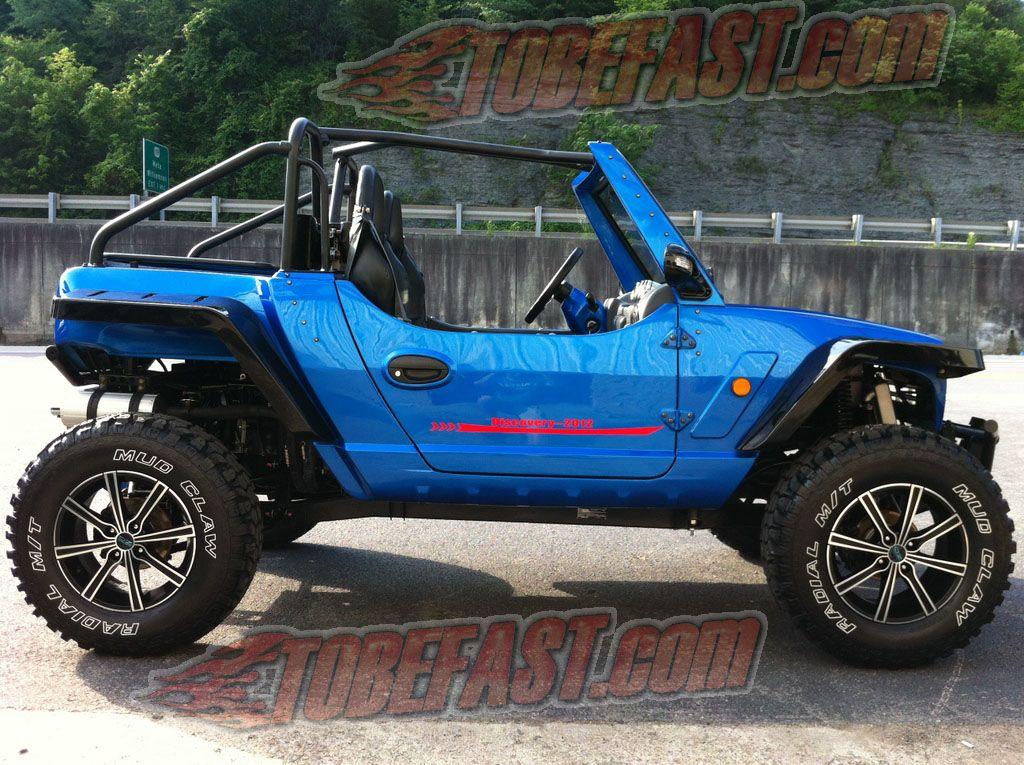 Oreion Motors Reeper McCoy Edition BLUE LIGHTNING 4x4   Oreion Motors   UTVS   tobefast.com