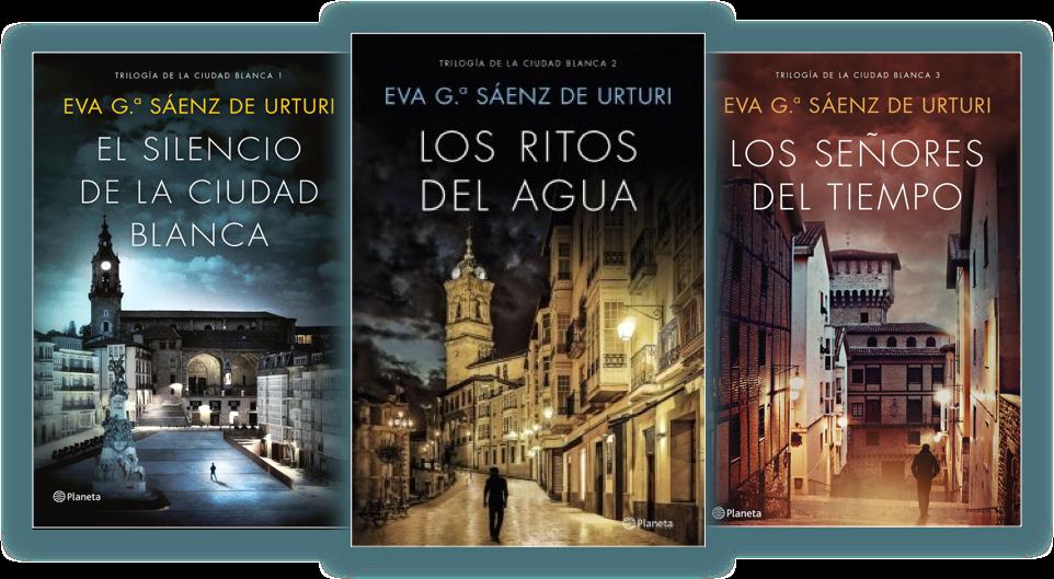 Localizaciones De La Trilogia De La Ciudad Blanca Ciudad Blanca Libros Que Voy Leyendo Libros Digitales