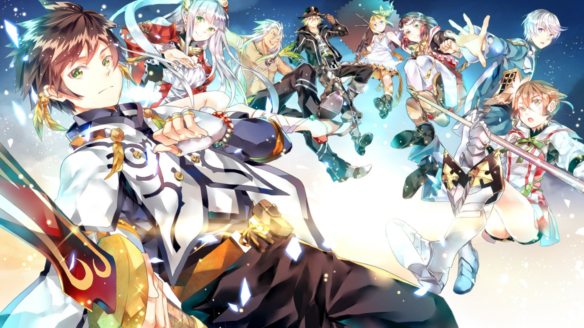 1920x1080 Tales Of Zestiria Wallpaper Background Image View Download Comment And Rate Wallpaper Abyss Tales Of Zestiria Tales Of Xillia Anime