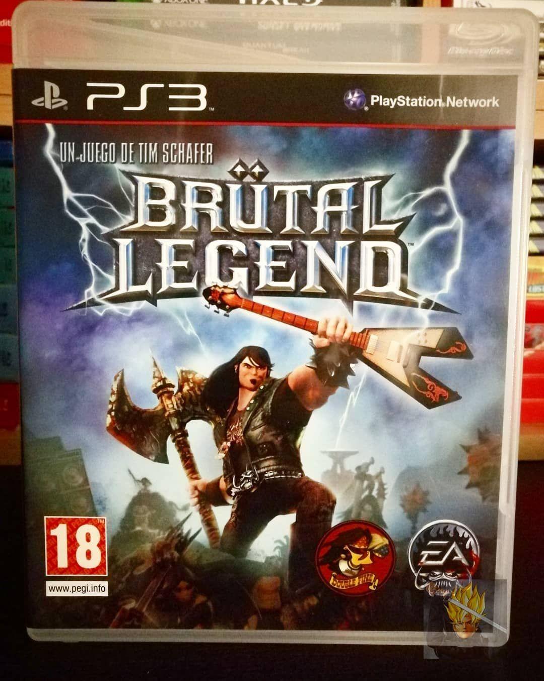 Titulo Brutal Legend Plataforma Playstation 3 Lanzamiento 16 10