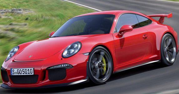 New Porsche 911 gt3 (991)