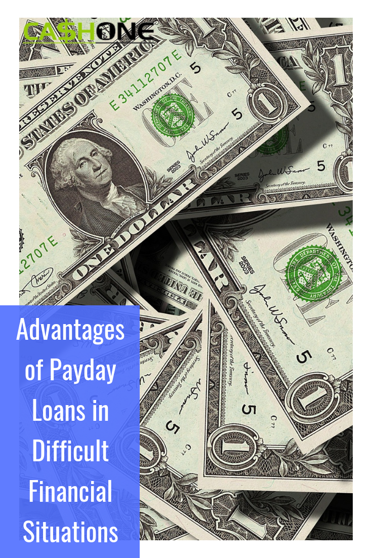 Advantages Of Payday Loans In Difficult Financial Situations Personal Loans Credit Card Consolidation Loan