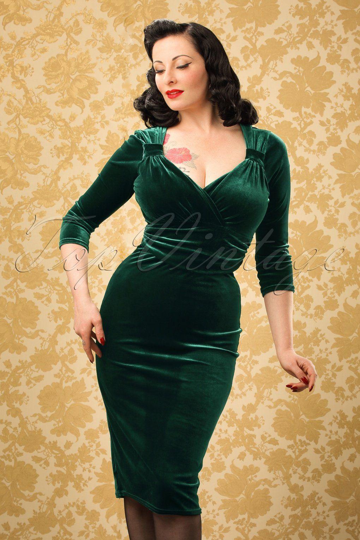 Ten 1950s Dress Styles Vintage 50s Dresses Dresses Evening Dress Fashion 1950s Fashion Dresses [ 1530 x 1020 Pixel ]