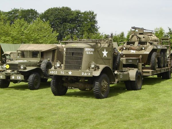 Federal Coe Very Rare Truck Military Vehicles Army