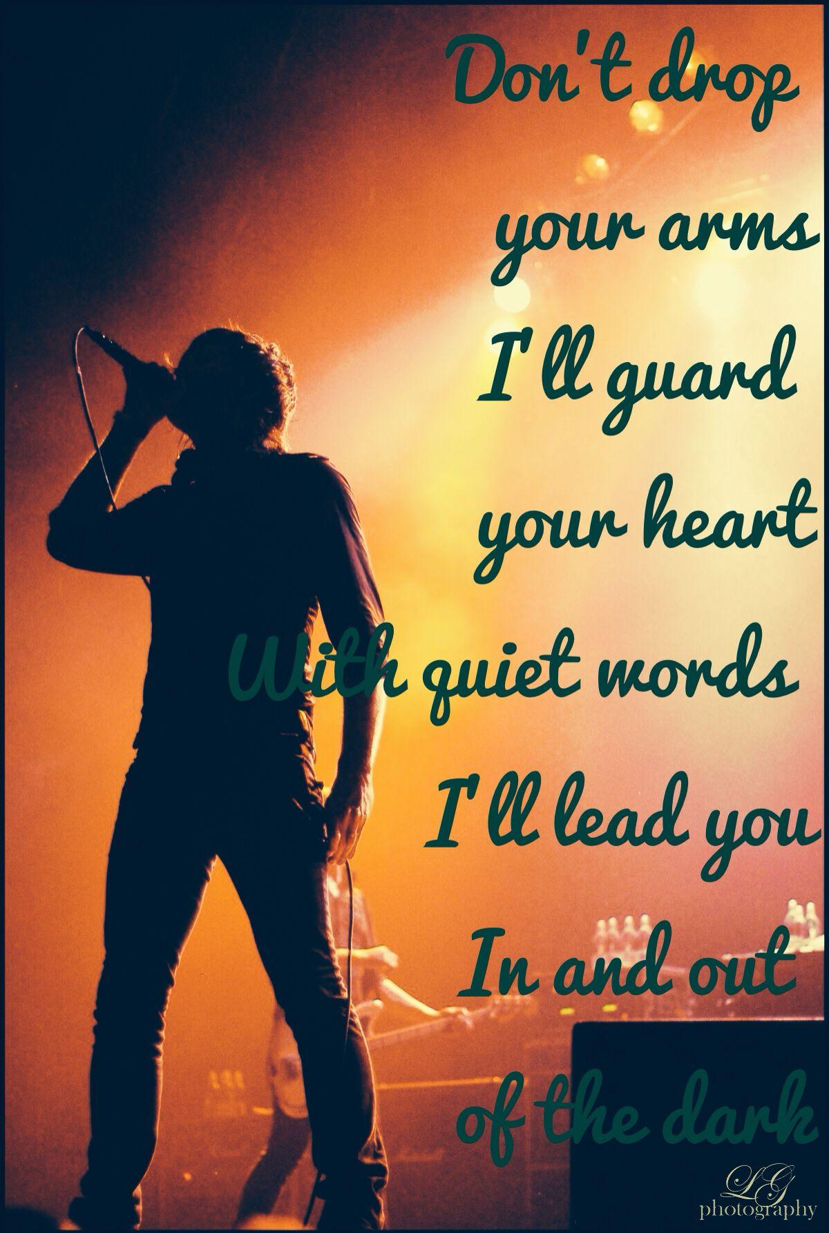 Favourite Anberlin Lyrics 4 Anberlin Lyrics Meaningful Lyrics