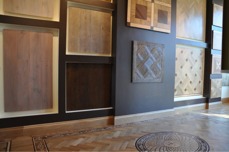 Flooring showrooms luxury wood flooring showroom for Showroom flooring ideas