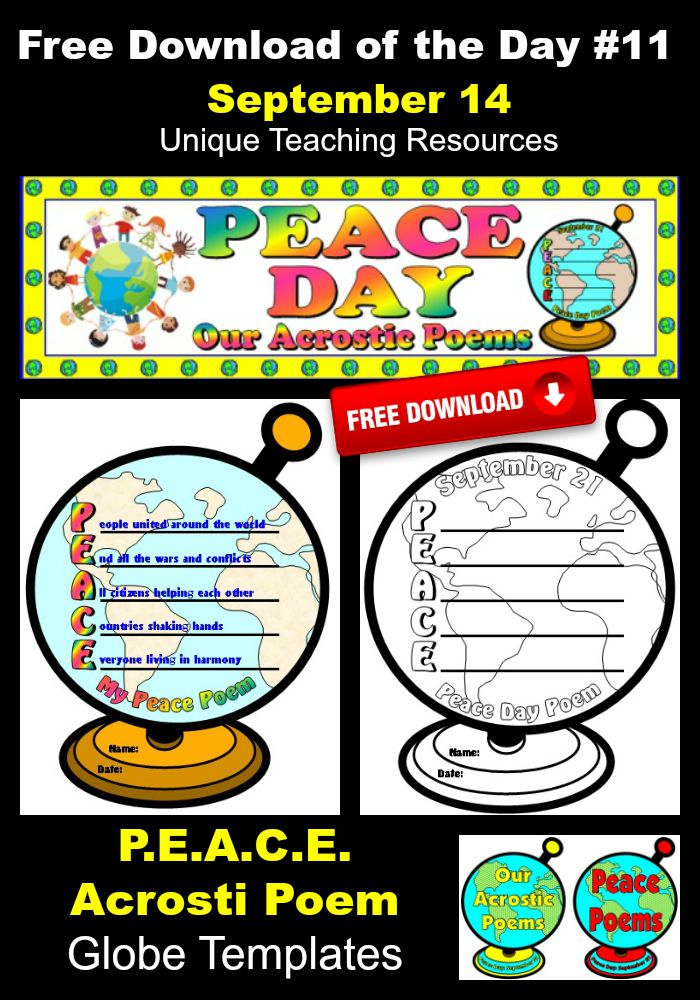 Free Download of the Day For Teachers
