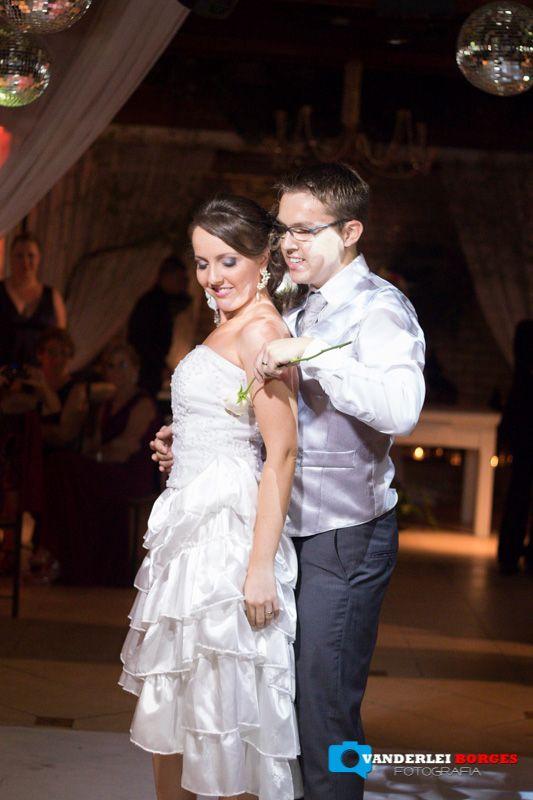 dança noivos tango