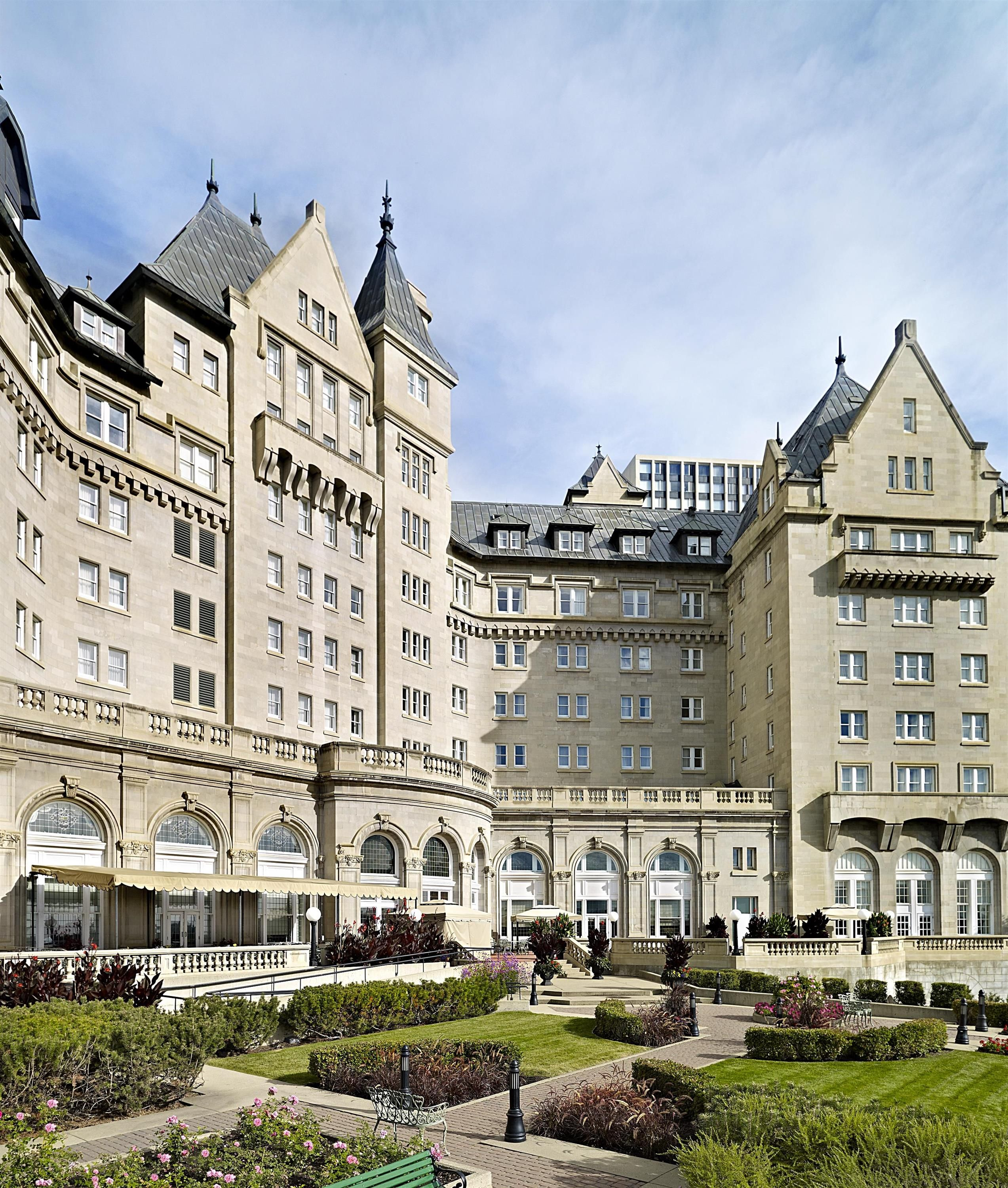 Canada's Loveliest Wedding Venues For 2017 Hotel