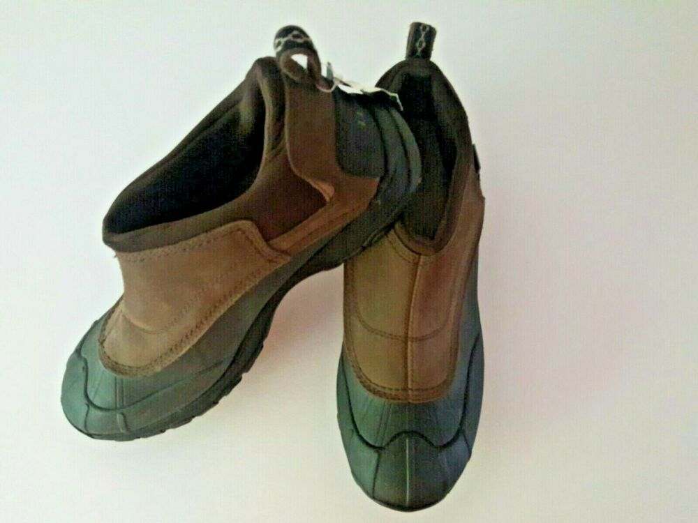 LL Bean Storm Chaser Slip On Shoes