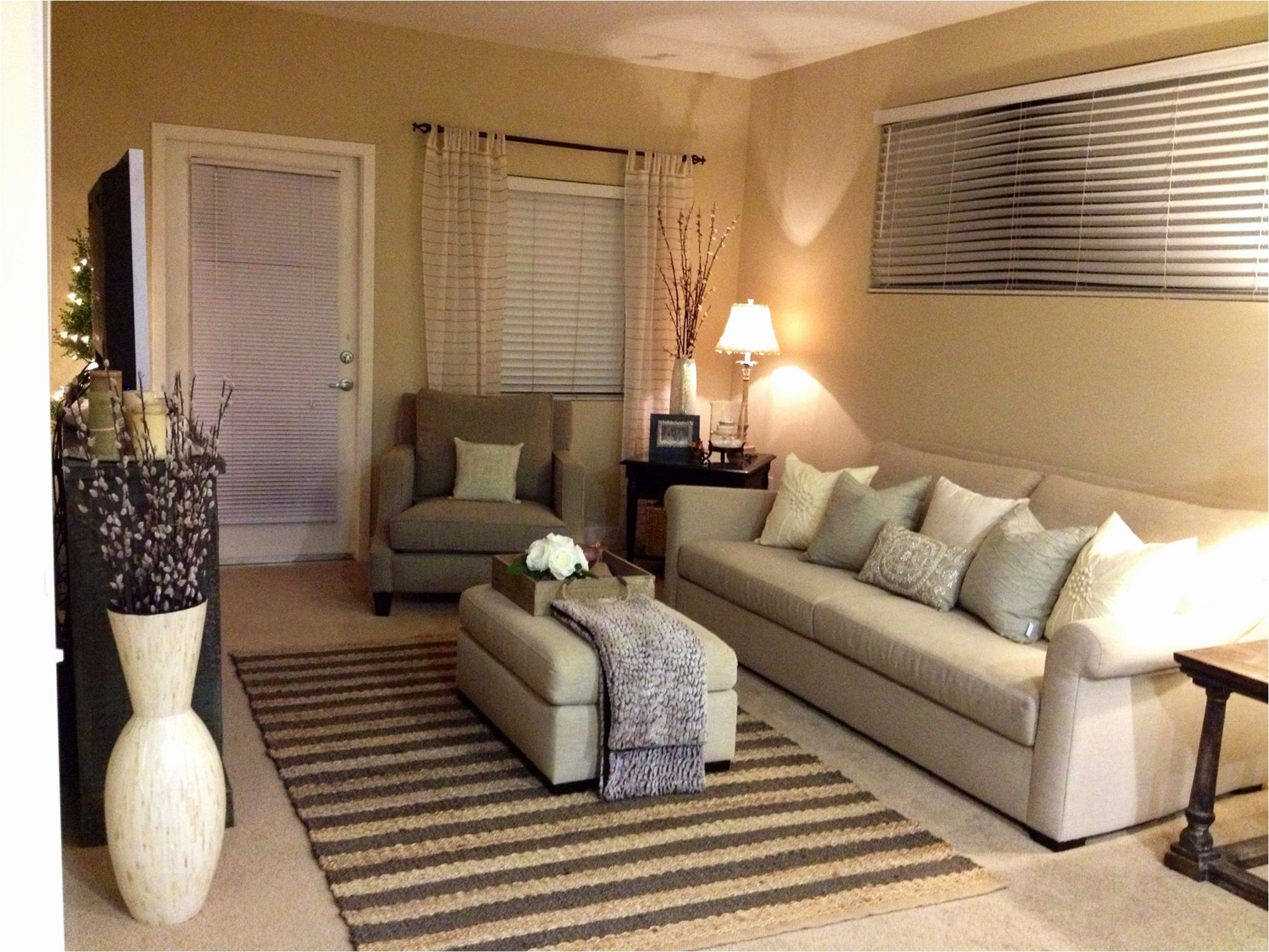 9 Awesome Small Living Room Designs To Inspire You Rectangular