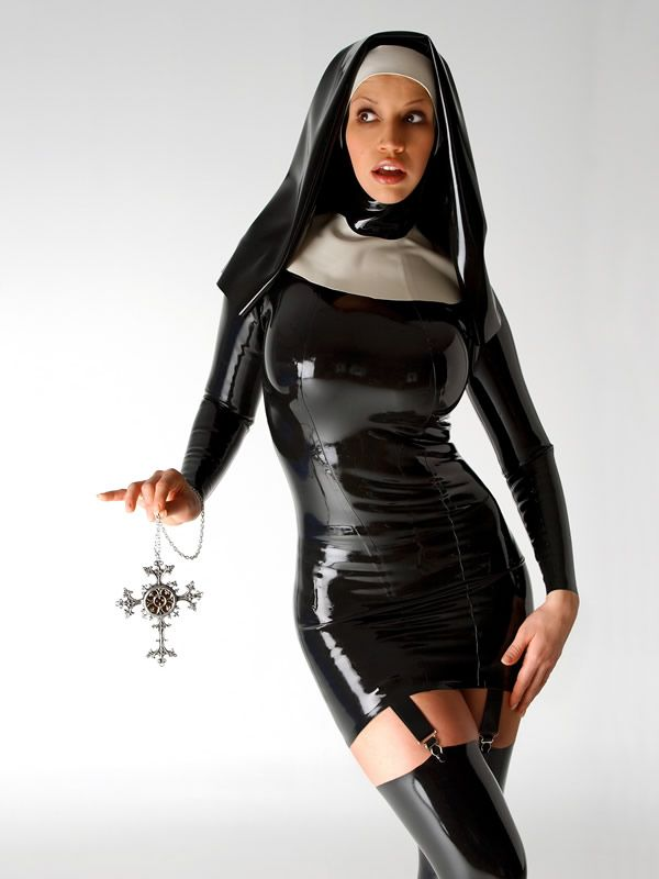 Nuns in latex