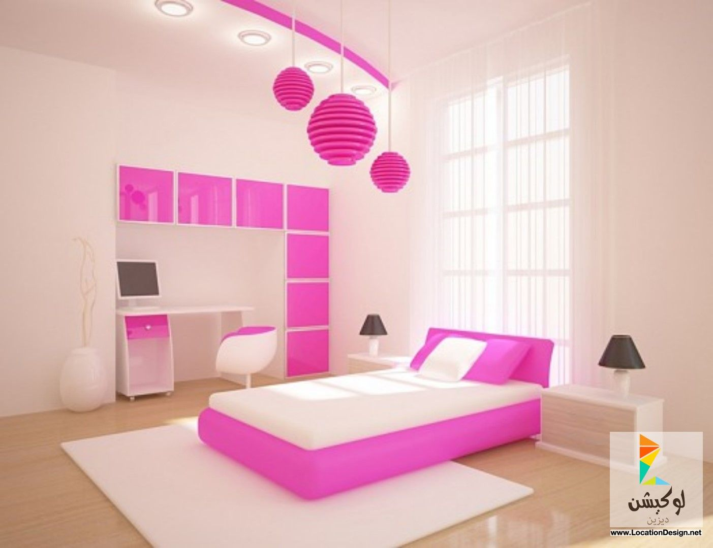 Bedroom Ideas Pink