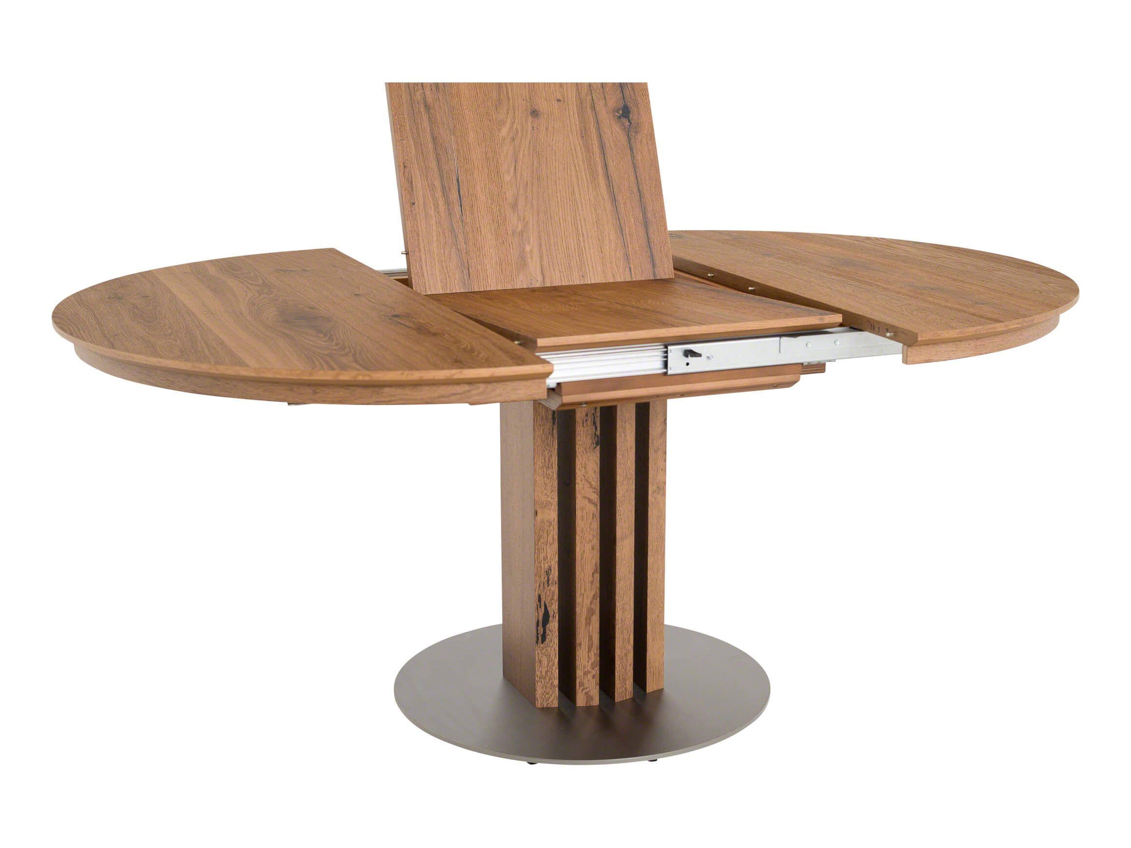 esstisch rund ausziehbar mit stühlen