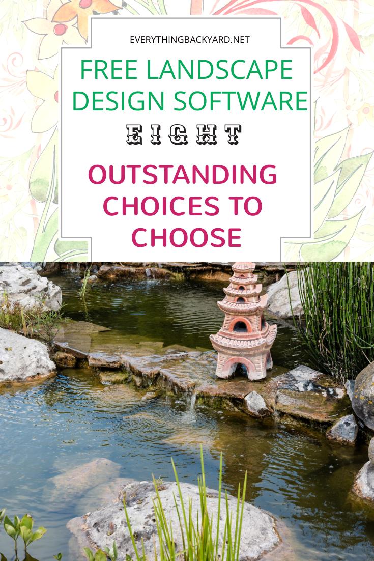 Free Landscape Design Software 8 Outstanding Choices Landscape Design Software Free Landscape Design Landscape Design