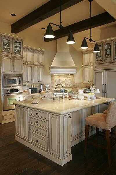 48 Home Plans With Dream Kitchen Designs Pinterest Beams Delectable Beautiful White Kitchen Designs Plans
