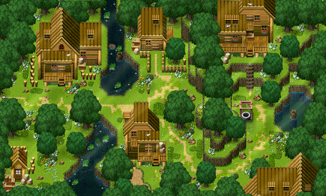 Indie Retro News Rpg Maker The Entire Series Reviewed 2d Game