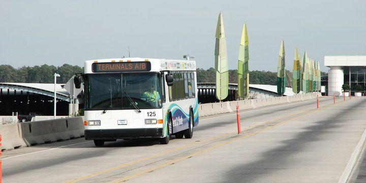Rental Car Houston >> Iah George Bush Airport Rental Cars Houston Airport System