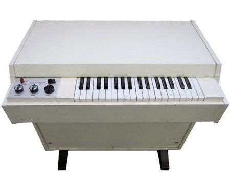 MELLOTRON (1963) one of the most influential keyboards of